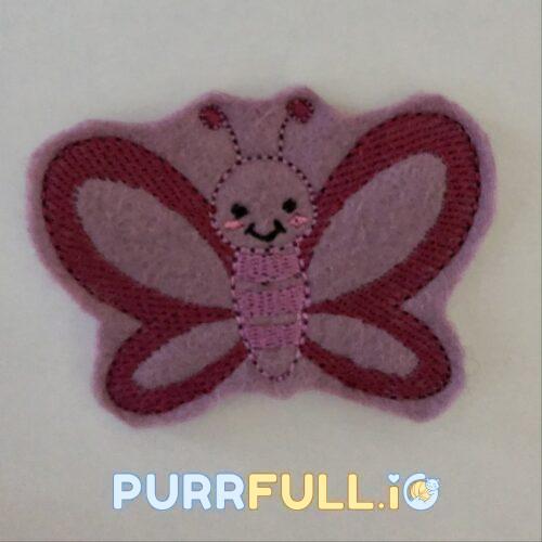 Pillangó - ujjbáb